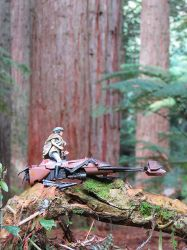 Speeder Bike 2 by eRiQ