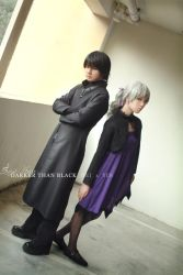 Darker Than Black Cosplay by Nazgullow