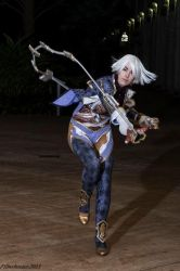 Ivy Valentine-- Whip It! by Miss-Marquin