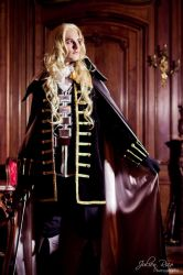 Alucard - Symphony of the Night by Erendrym
