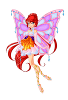 Commission: Enchantix Redo by Angelicwinx
