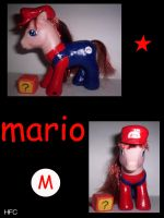 Mario pony by hubert-frank-chan