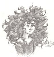 Merida by amivan