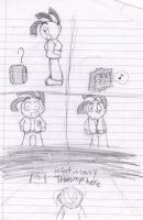 Unfinished comic: Thwimps by ZeoLightning