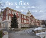 william's school and the x files by deer-o