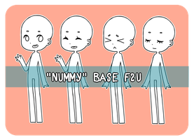 Nummy Base F2U  by Shotze