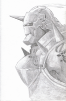 Alphonse Elric by Archpace24