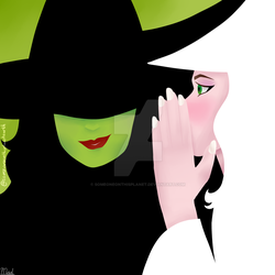 Wicked by someoneonthisplanet