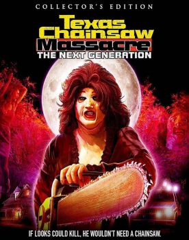 The Texas Chainsaw Massacre: The Next Generation  by RyanTing