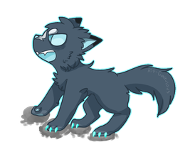 002.Bluestar by Kit-Garrulous