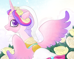 February - Cadance by littlebuster-k2