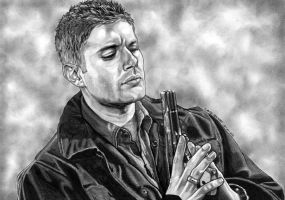 Dean Winchester. by lupinemagic