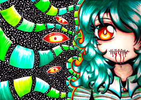 Social Paranoia by Wasted-Art