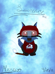 Lawrence Funko Series 2 by Alphawolf1220