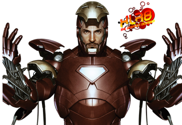 iron man 2 by XLR8gfx