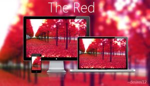THE RED by desires12