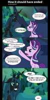 Forgetting somepony? by Moonlightfan