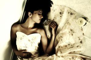 Sleeping Beauty by InperFectionCreation