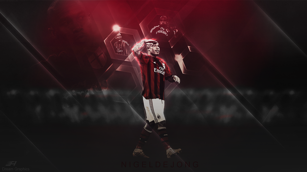 Nigel De Jong Wallpaper by SemihAydogdu