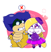 The Tortoise and the Hariet by CreamChao427