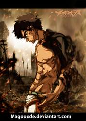 Megalobox by Magooode