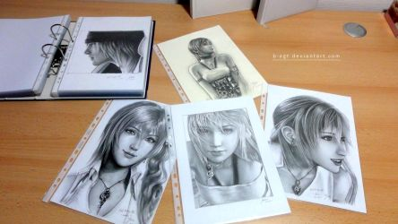 Collection Serah by B-AGT