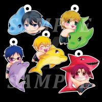 FREE! chibi phonestrap by ernn