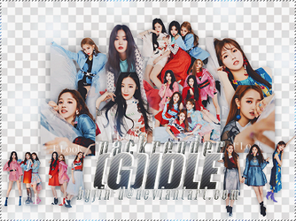 180612.pack render (g)idle by BYjin-D