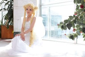 Sailor Moon Neo Queen Serenity by IrinaSelena