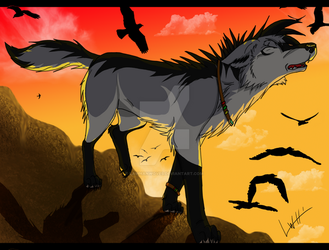 After howl - Trade by LawhanWoves