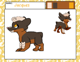 Jacques by knux33