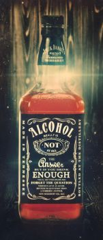 ALCOHOL by silster