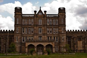The West Virginia State Penitentiary by quintmckown