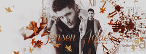 Jensen Ackles France by N0xentra