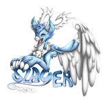 Slayer Badge by SlayersStronghold