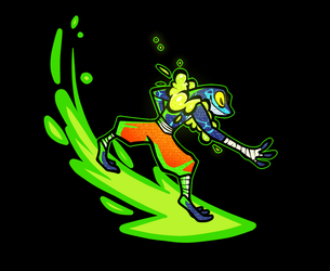 Ranno 2: Electric boogaloo by Dreamin-8-bit