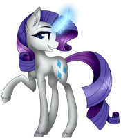 Rarity by Speedpurple26