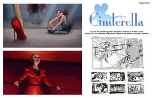 CINDERELLA - A Visual Development Project (1) by DylanBonner