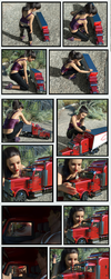Truck Stop - SM Comic by Flagg3D