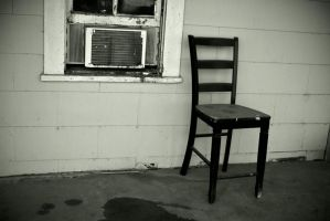 Time Out Chair by PhillyPuddy
