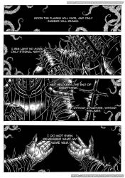 Thorn of hate - Dark Souls comic by thunderalchemist18