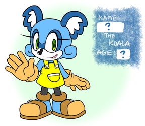 Sonic Adoptable [Koala] Auction [CLOSED] by Chehaya