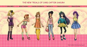 CCS: The Girls of New Trials by wishluv