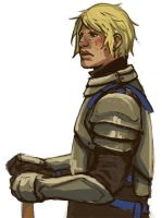 Brienne of Tarth by kimiko