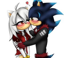 SONIC - Night and Knight (CONTEST) by VeronaLuna