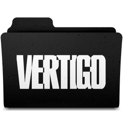 Vertigo Comics Folder by Crisds03