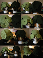 +FleeceHat:Custom+ Cthulu Hats! by Stephys-Adoptables