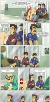 Boxer Hockey 41 and 42 by tysonhesse