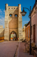 The Town Gate by marrciano