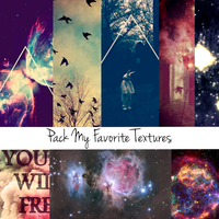 Pack de mis texturas favoritas by MerySmilerSwaggy